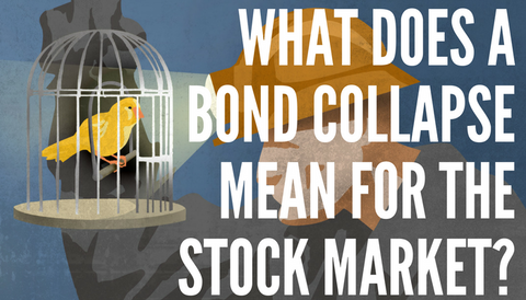 What Does a Bond Collapse Mean for the Stock Market?