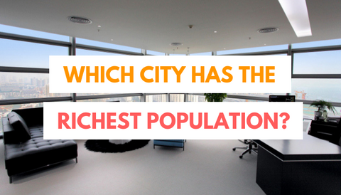 Which City Has the Richest Population?