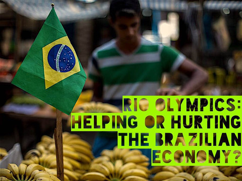 2016 Rio Olympics: Helping or Hindering Brazil's Growth?