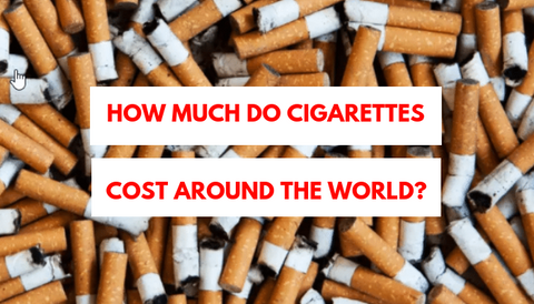 How Much Do Cigarettes Cost Around the World?