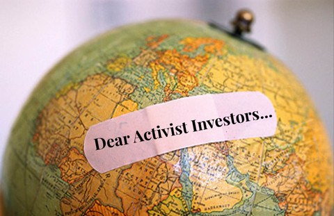 #TBT Fixing Our World with Activist Investors