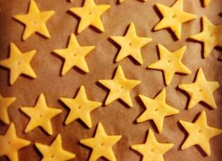 RECIPE: Homemade Cheese Crackers i.e. Cheez-Its