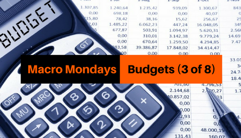 Macro Mondays: Budgets (3 of 8)