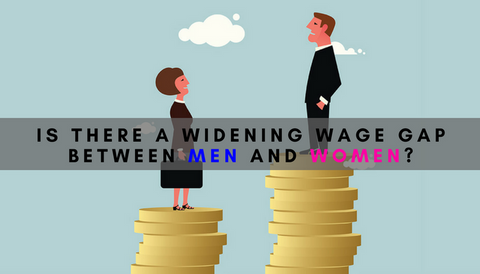 Is There a Widening Wage Gap Between Men and Women?