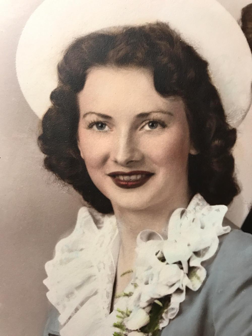 My Grandma (Bonnie Rodgers) late 1940s