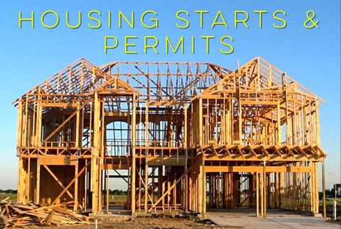 The U.S. Housing Market: Starts & Permits
