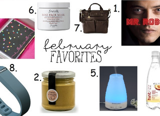 My FEBRUARY 2016 Favorites
