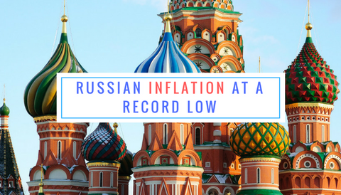 Russian Inflation at a Record Low