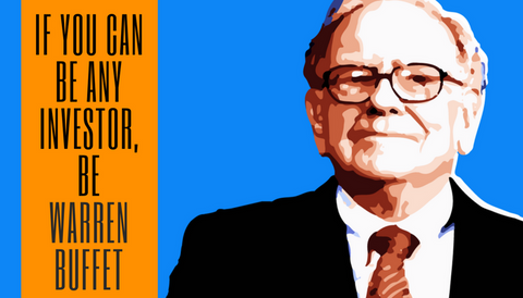 If You Can Be Any Investor, Be Warren Buffet