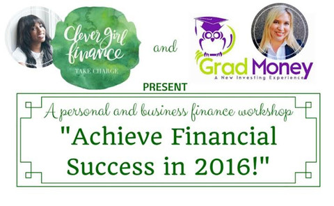 Achieve Financial Success in 2016!