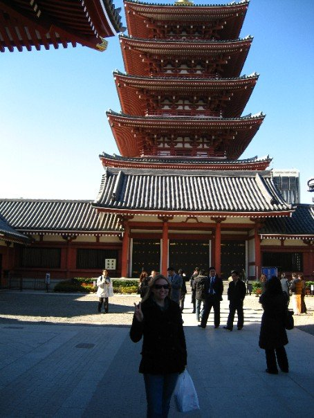 Me and the 2nd largest Pagoda