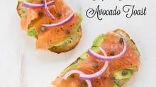 RECIPE: Super Protein Avocado Toast