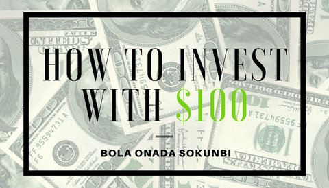 How to Invest with Just $100