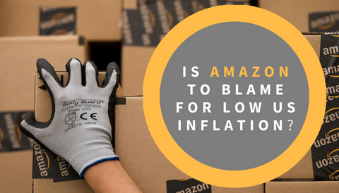 Is Amazon to Blame for Low US Inflation?