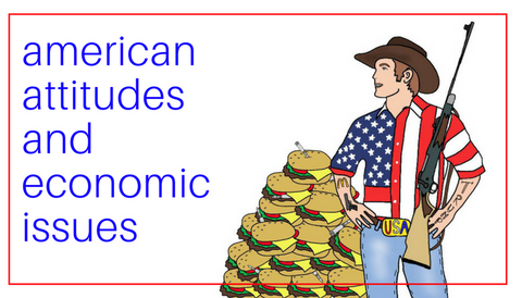 American Attitudes and Economic Issues