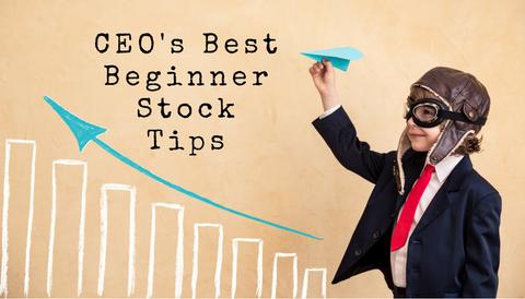 CEO's Best Beginner Stock Tips