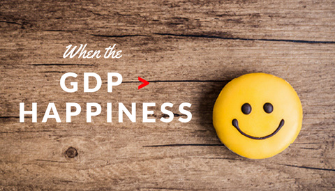 When the GDP > Happiness