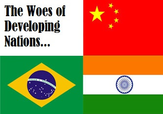 Economic Woes of Developing Nations
