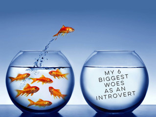 My 6 Biggest Woes As An Introvert