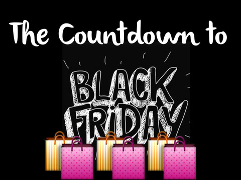 Counting Down to Black Friday