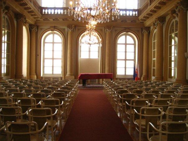 Slovakia's Hall of Mirrors