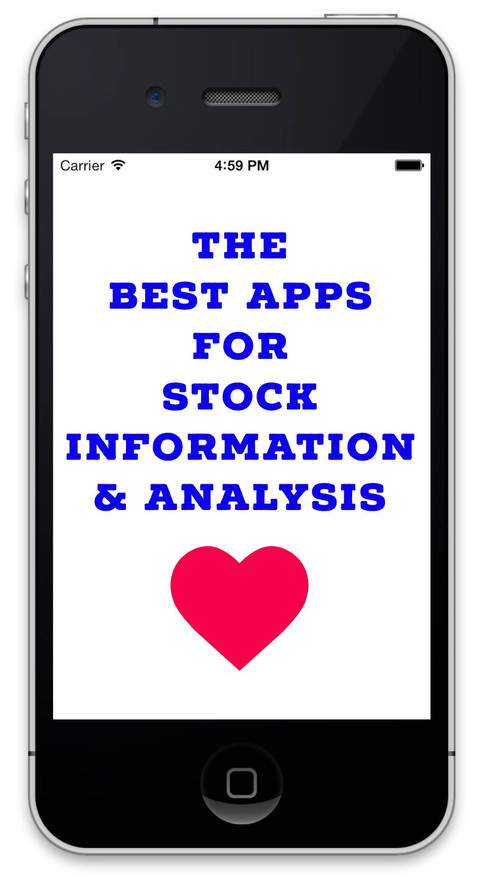 The Best Apps for Stock Information & Analysis