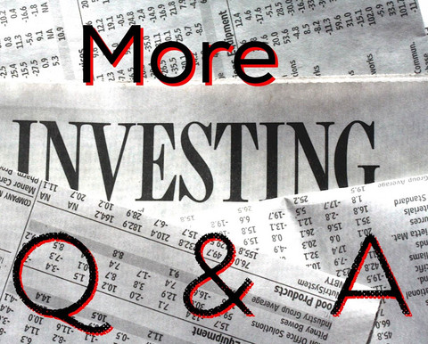 Investing Questions Everyone Wants to Know (Part 2)