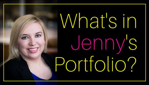 What's in Jenny's Portfolio?