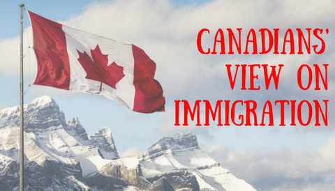 Canadians' View on Immigration