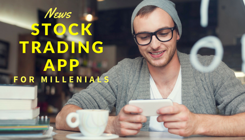 News: Stock Trading App for Millennials