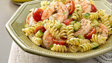 RECIPE: Spring Shrimp Pasta Salad