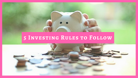 5 Investing Rules to Follow
