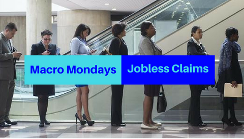 Macro Mondays: Weekly Jobless Claims