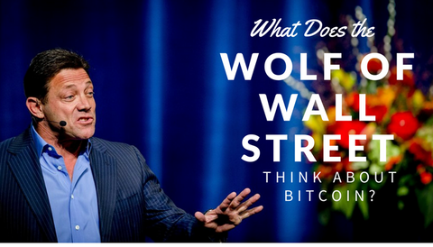 What Does the Wolf of Wall Street Think About Bitcoin?