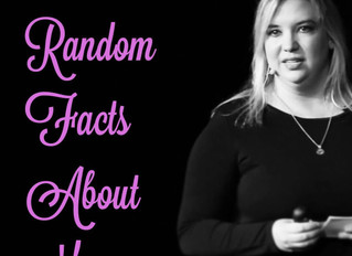15 Random Facts About Me