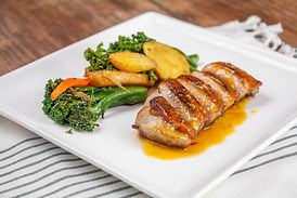 Edith's- Dining Menu- Duck Breast A L'or