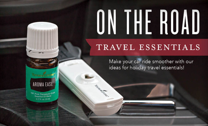 On The Road: Travel Essentials