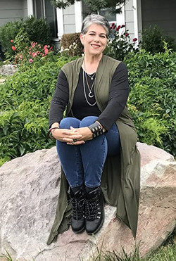 Marie Navarro, author