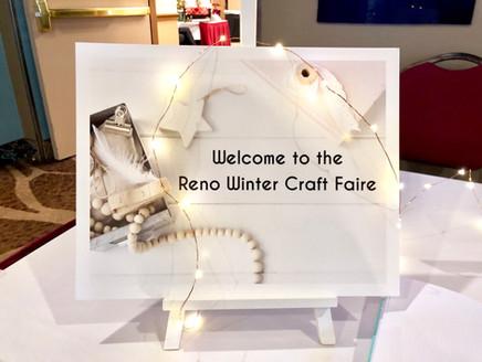 2018 Reno Winter Craft Faire