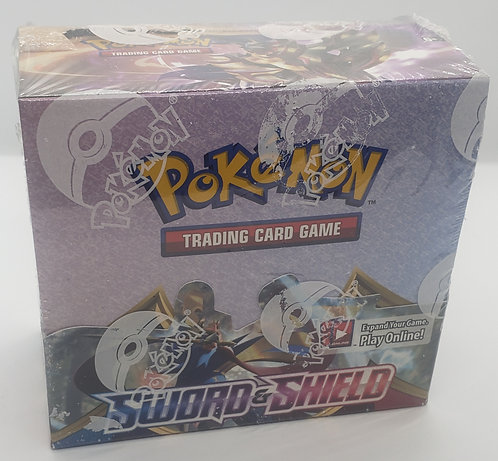 Sword and Shield Base Set Booster Box