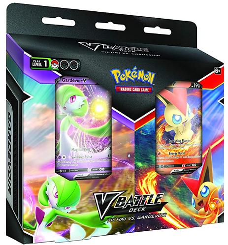 The Pokémon TCG: V Battle Deck—Victini vs. Gardevoir