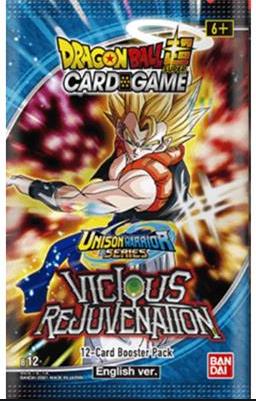 Vicious Rejuvination DBS Booster Pack **BREAK**