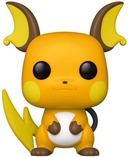 FUNKO POP Games: Pokemon- Raichu