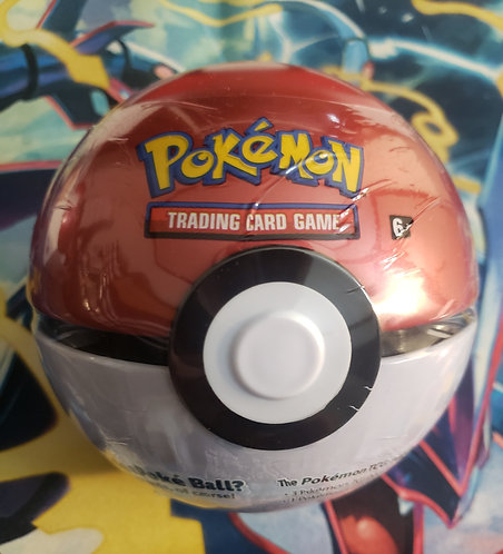 Pokémon Trading Card Game: Poké Ball Tin Summer 2020 (Poké Ball)