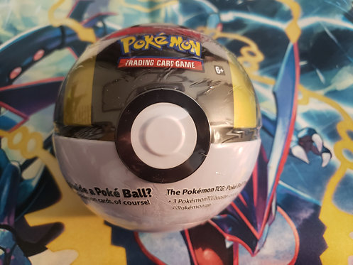 Pokémon Trading Card Game: Poké Ball Tin Summer 2020 (Ultra Ball)