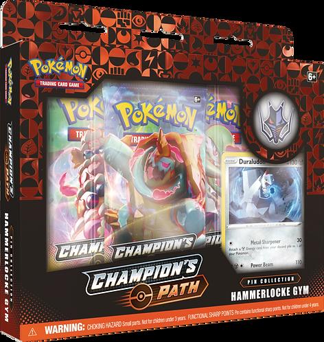 Champions Path Pin Collection: Hammerlocke Gym
