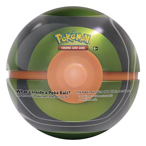 Pokémon Trading Card Game: Poké Ball Tin Summer 2020 (Dusk Ball)