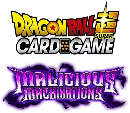 Dragon Ball Super TCG Series 8 Malicious Machinations Booster Box 24 packs