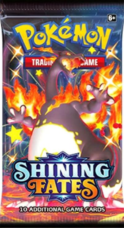 Shining Fates Booster Pack **BREAK**