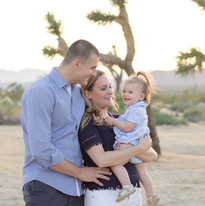 Family-Joshua Tree, CA